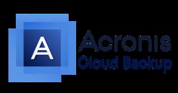 Acronis Cloud Backup